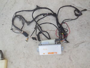 Details about Porsche 928 944 968 ABS Control module W/ Wiring Harness on
