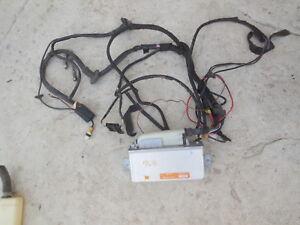 porsche porsche 928 944 968 abs control module w/ wiring harness 928  618 118 on porsche
