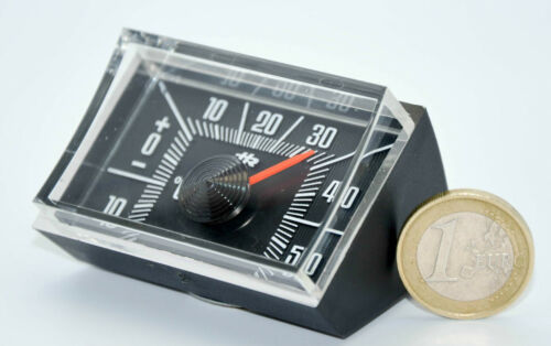 Retro KFZ Thermometer Oldtimer Auto Thermometer 1967