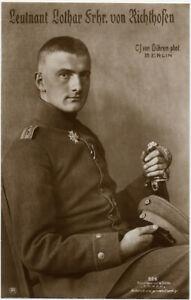Sanke-Akleutnant-Lothar-Frhr-de-Richthofen-Carte-Postale-Numero-526-U-9560