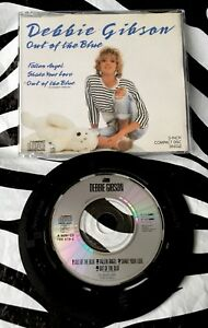 Debbie-Gibson-Out-Of-The-Blue-Shake-Your-Love-Rare-3-CD-Single