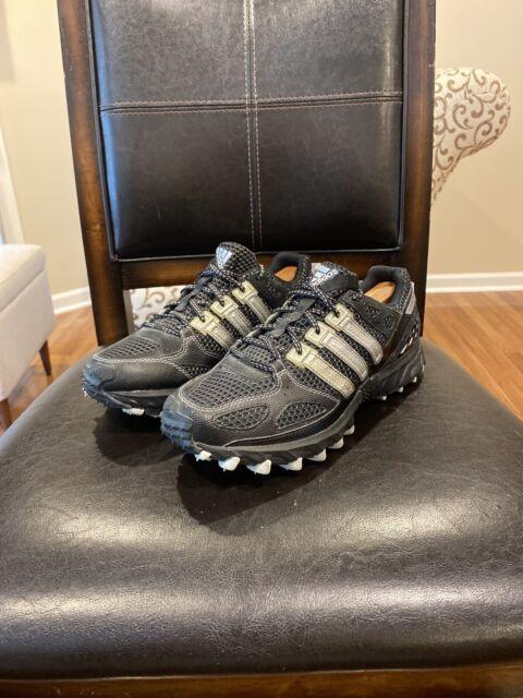 TR Black Men's Hiking Trail Shoes