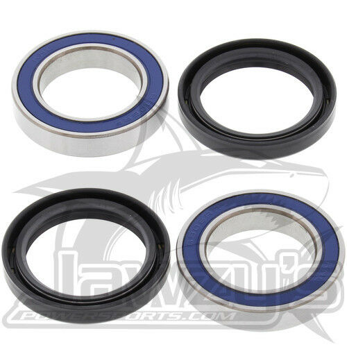 SKF Rear Wheel Bearing /& Seal Kit with Spacers For 2011-2012 KTM 350 SX-F