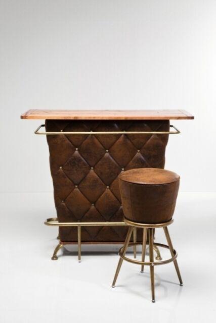 Kare Design 77146 Bartheke Lady Rock Vintage Bar Theke Braun