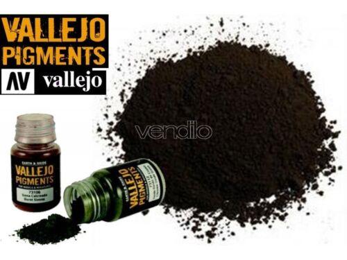 VALLEJO PIGMENT NATURAL UMBER 73109 COLORI