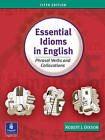 Essential Idioms in English: Phrasal Verbs and Collocations by Robert J. Dixson (Paperback, 2003)