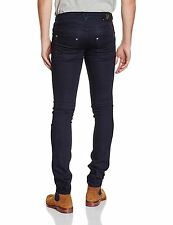Versace Jeans men's skinny fit dark denim jeans size W32 x 34L*