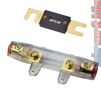 60A Sicherung 24K Sinus Live Mini ANL Sicherungshalter SH-150 bis 25mm² inkl