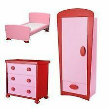 IKEA Childrens Bedroom Furniture - Bed, Drawers and ...
