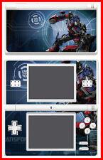 Transformers movie Video Game Vinyl Decal cover SKIN #4 Nintendo DS Lite
