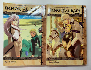 Immortal-Rain-manga-volumes-6-amp-7-English-Ozaki-Tokyopop