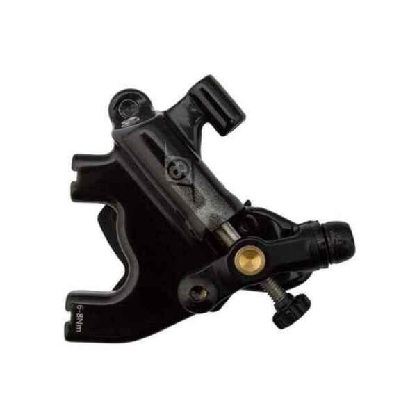 Origin-8 Vise Hydraulic Disc Brake Brake Disc Or8 Vise Hyd Rr W//lvr 160 Bk