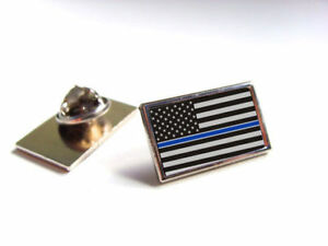 Image Is Loading Thin Blue Line American Flag Police Support Blue