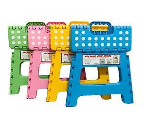 Heavy-Duty-Plastic-Step-Stool-Foldable-Multi-Purpose-Home-Kitchen-Use