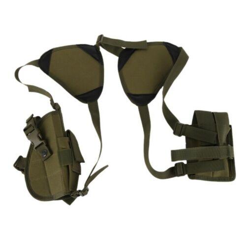 Underarm Bag Belt Survival Game Pendant Bag Tactical Pistol Gun Shoulder Holster