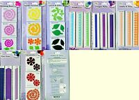 Thin Flower Dies 4 Quilling + Floral Punch Art Many Kinds To Pick From Nip