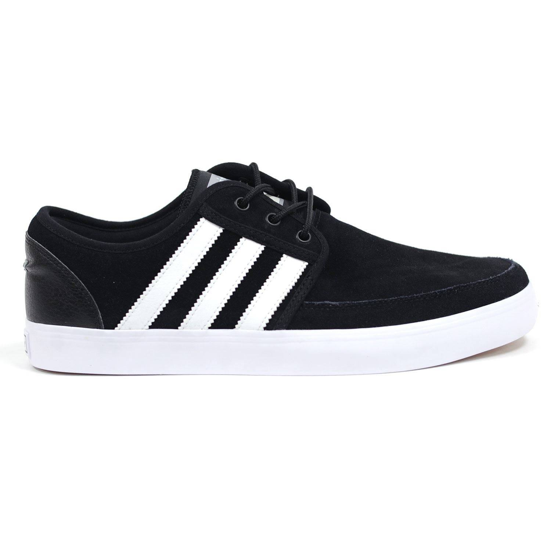 Adidas seeley nero correre bianco metgrey pattinare attualizzato (244), scarpe da uomo