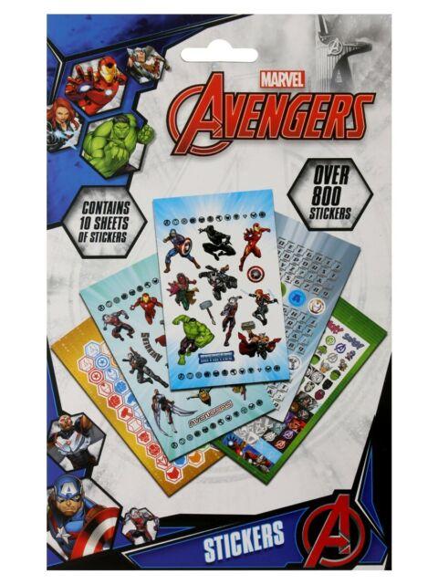 Avengers Marvel Sticker//Aufkleber  1Pack//2Bögen Neu