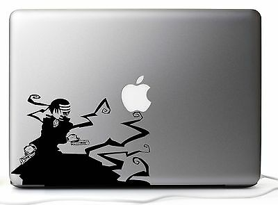 Soul Eater Death the Kid Vinyl Decal Stickers for Car/Laptop/Consoles/Mirror