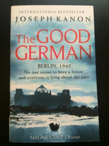 1 of 1 - The Good German by Joseph Kanon (Paperback, 2004)