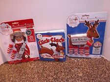 Elf on the Shelf Claus Couture for Elf , Reindeer Outfit and Book