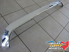 2012-2017 Dodge Ram 2500-5500 Chrome Front Bug Air Deflector Mopar OEM