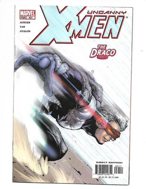 Marvel Comic 2003 Uncanny X-Men  #431 VF/NM