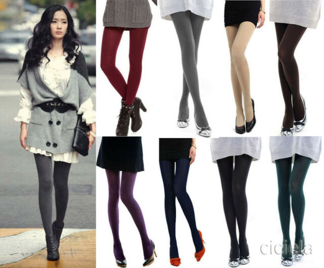New Women Sexy Thick Warm Autumn Winter Pantyhose