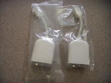 Apple OEM Mini DVI to RCA S-Video Cable, MacBook/iMac Core Duo 922-6229,M9319G/A