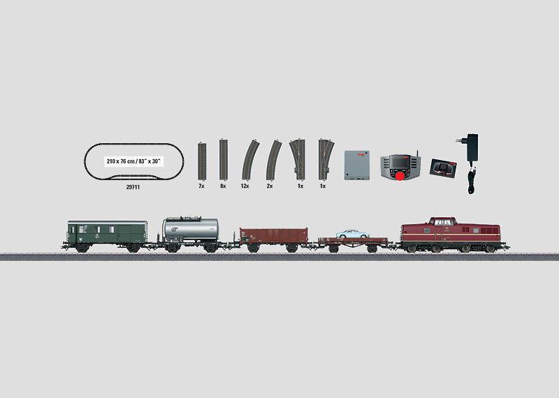 Märklin h0 29711-Digital-start envase  estirar servicio de la Bundes  Artículo nuevo