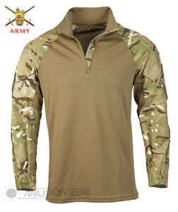 BRITISH-ARMY-GENUINE-ISSUE-UBACS-SHIRT-PCS-MTP-MULTICAM-NEW-USED-GRADE-1