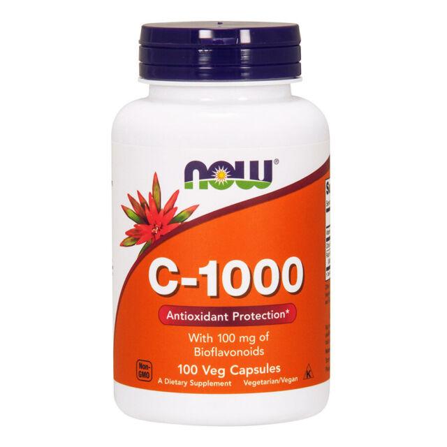 NOW Foods C-1000 CAPS  100 Caps