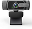 Indexbild 1 - Webcam for PC with Microphone - 1080P FHD Webcam with Privacy Cover, Plug and &