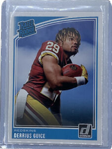 2018-Donruss-Derrius-Guice-Rated-Rookie-Redskins-307