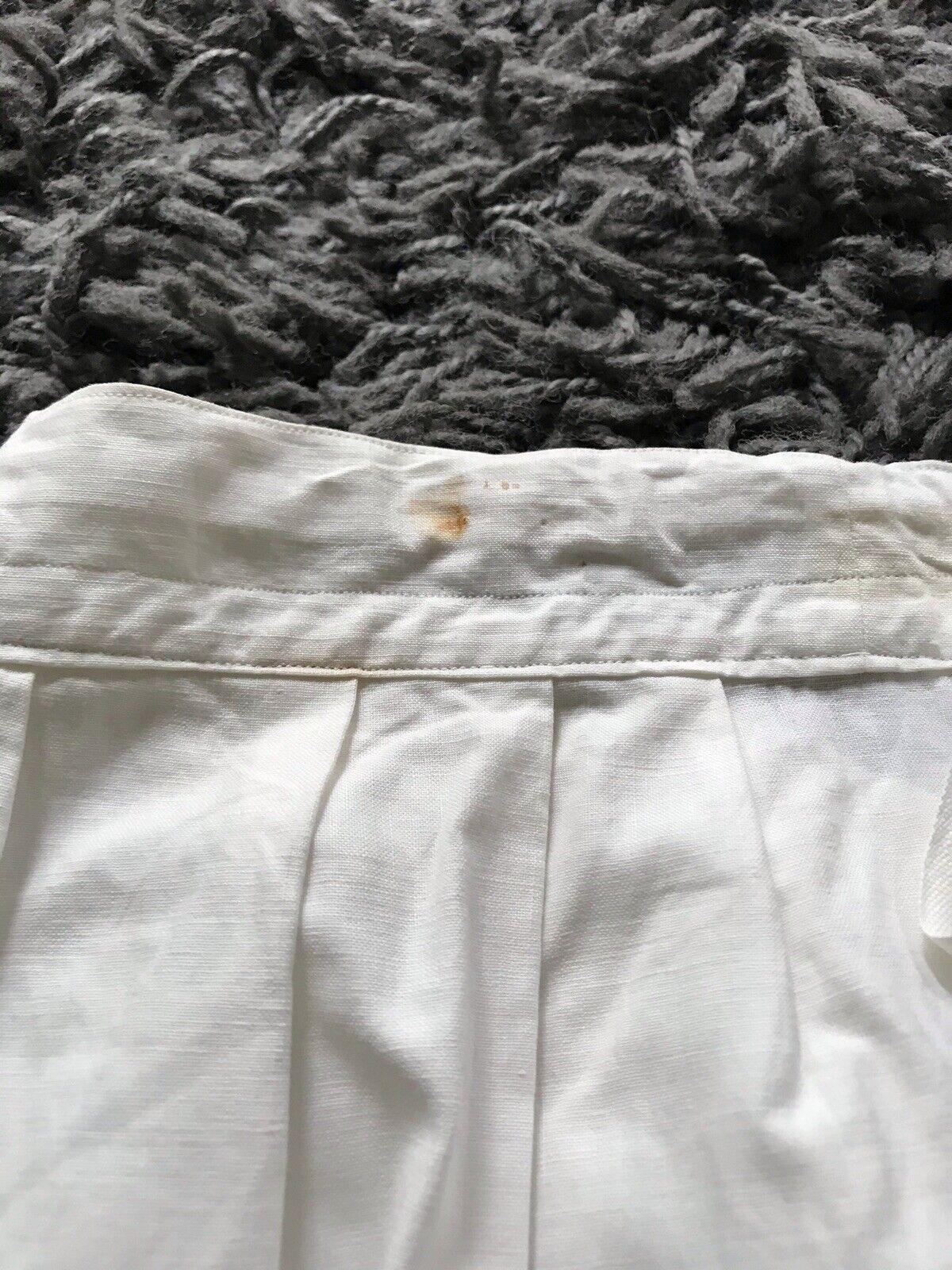 Vintage Pantaloons Antique Cotton Bloomers Edward… - image 4