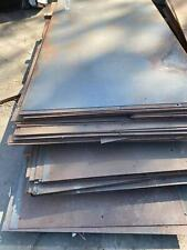 Large 8ft Long 4ft Wide 18 In Thick Metal Steel Sheet Plate