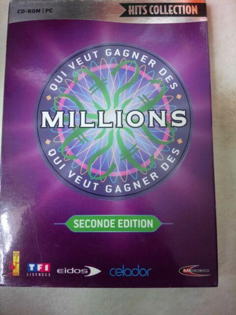 Qui veut gagner des millions ? Seconde édition pour Windows