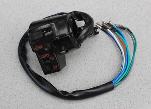 hubbell light switch wiring diagram honda cb175 cb200 cb200t handle switch lh winker turn ...
