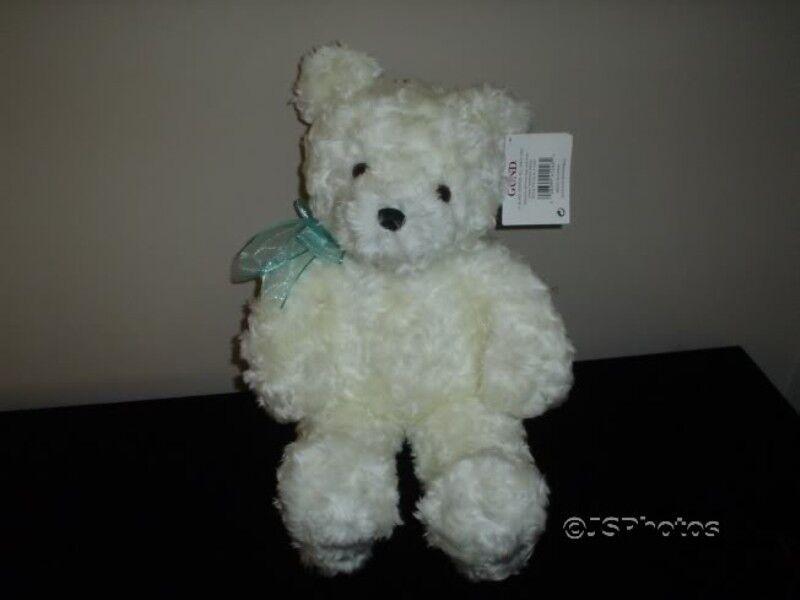 Gund Mappins Urlaub Bear Make A Wish Foundation 2001 Candace Age 6
