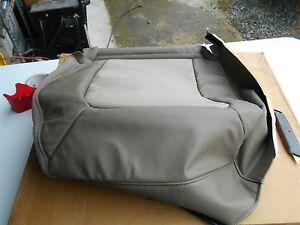 new 2004 2005 ford explorer lh front seat bottom cover upholstery 4l2z 7862901ca ebay. Black Bedroom Furniture Sets. Home Design Ideas