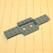 Lego 4 Stück 2441 schwarz Grundplatte Chassis 4x7 Auto PKW Baukästen & Konstruktion LEGO Bausteine & Bauzubehör