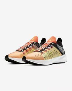 Nike-EXP-X14-Team-Orange-Volt-Noir-AO1554-800-Chaussures-De-Course-Hommes-Multi-Taille