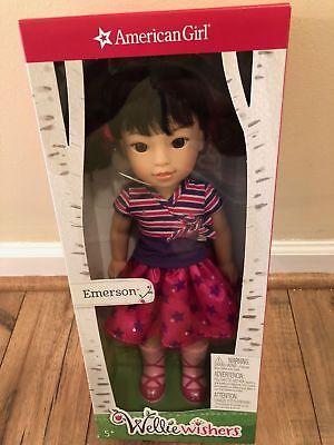 American Girl WellieWishers Emerson Doll