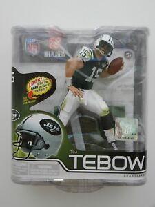 McFarlane-6-inch-NFL-Football-Figur-Tim-Tebow-New-York-Jets-QB-Home-Jersey