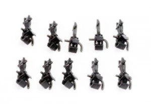 T48 Dapol 2A-000-011 N Gauge Magnetic Knucle Type Short 9mm Couplings x 5 Pairs