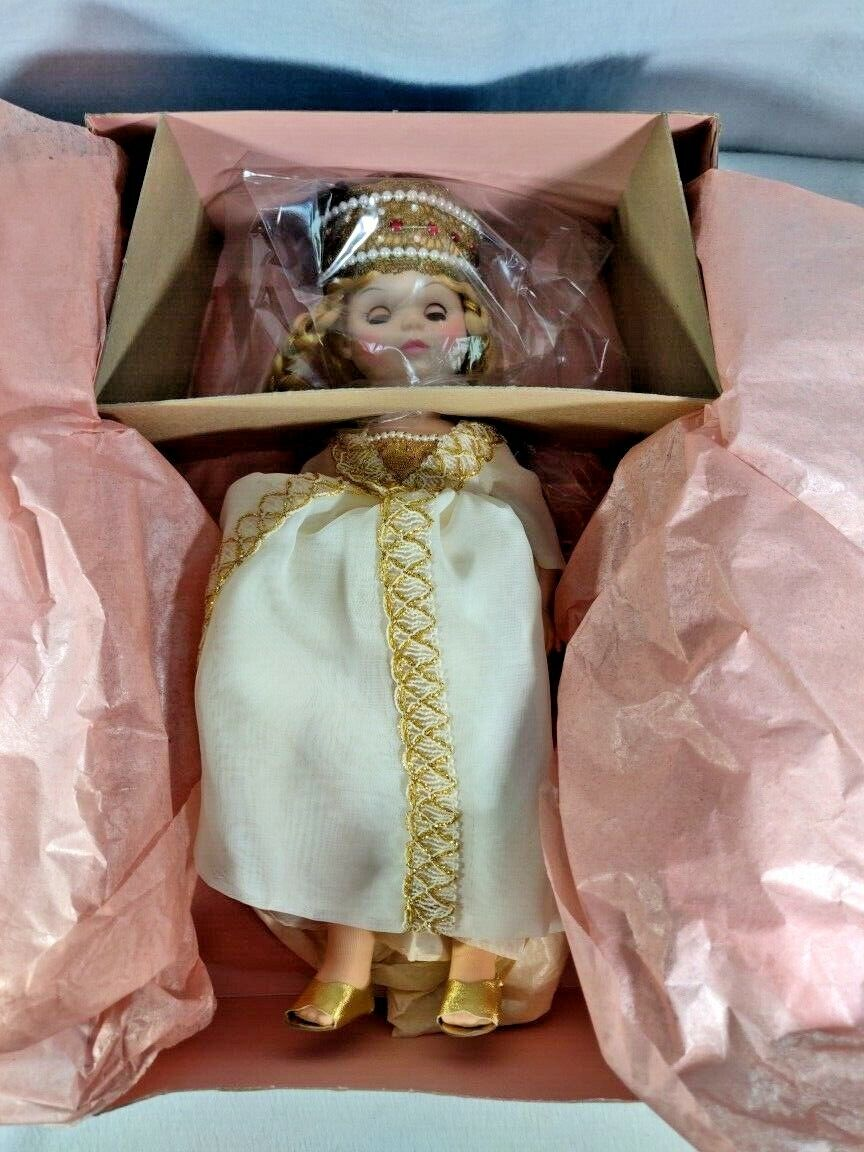 Madame Alexander Isolde Doll - Never used