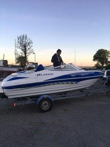 Larson, Motorbåd, fod 19