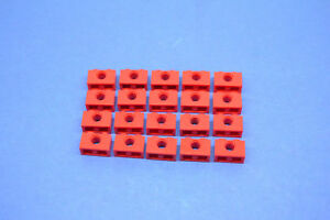 LEGO Bausteine & Bauzubehör Lego Technik Technic 10 Lochbalken 1x2 hellgrau #3700