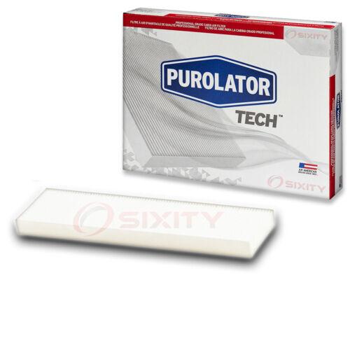 Purolator TECH Cabin Air Filter for 2002-2007 Saturn Vue 3.5L V6 HVAC wx