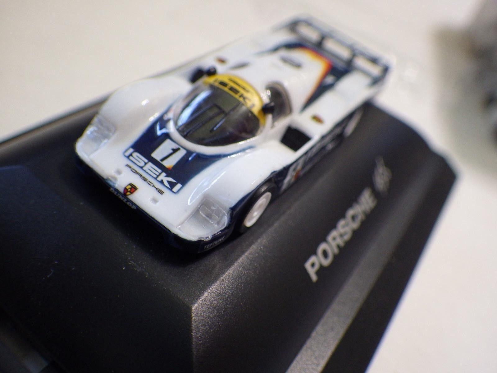 Brekina (Germany) White White White bluee Porsche 956 Iseki 85 Japan World Car Champ 1 87 NIB c7fe6a